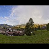 St.Koloman-Panorama-Ort-